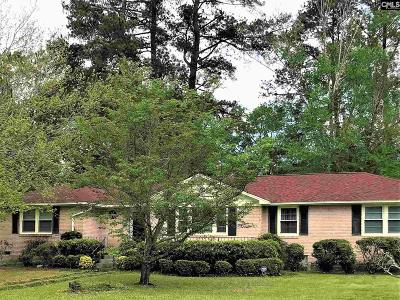 Cayce Single Family Home For Sale: 104 Sandy