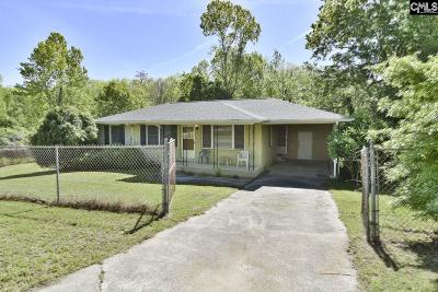 Columbia Single Family Home For Sale: 1600 Tall Pines