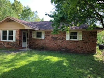 Sumter Single Family Home For Sale: 2614 Hilldale