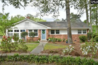 Columbia Single Family Home For Sale: 2132 Robin