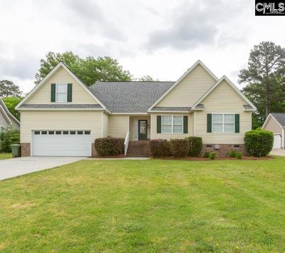 Kershaw County Single Family Home For Sale: 12 Temperance Hill