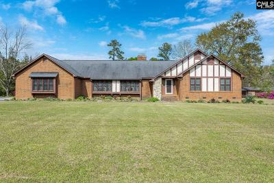 Orangeburg Single Family Home For Sale: 486 Woodberry