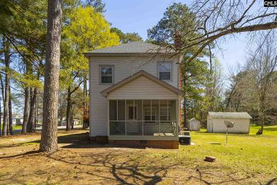 NEWBERRY Single Family Home For Sale: 2612 Myrtle