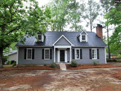 Irmo Single Family Home For Sale: 100 Saint Stephens West