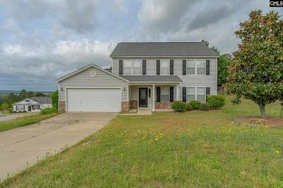 Single Family Home For Sale: 111 Cog Hill