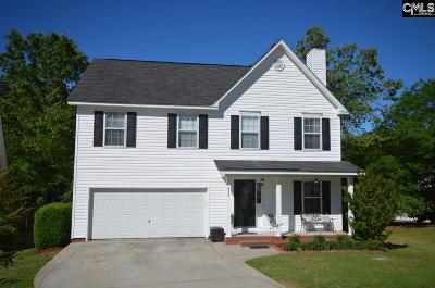 Columbia Single Family Home For Sale: 410 Waterville