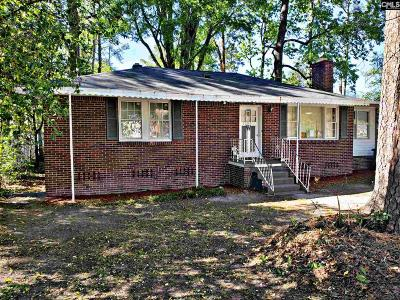 Single Family Home For Sale: 5205 Holmes