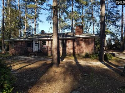 West Columbia Single Family Home For Sale: 108 Pinecrest