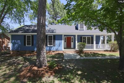 Columbia Single Family Home For Sale: 137 Glenshannon Dr