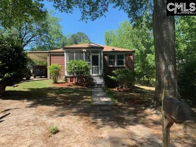 Columbia Single Family Home For Sale: 1482 Cameron