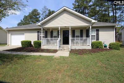 Columbia Single Family Home For Sale: 8317 Old Percival