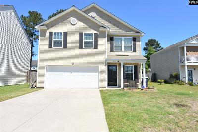 Lexington County Single Family Home For Sale: 511 Cape Jasmine