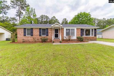 Lexington County Single Family Home For Sale: 3412 Montcrest