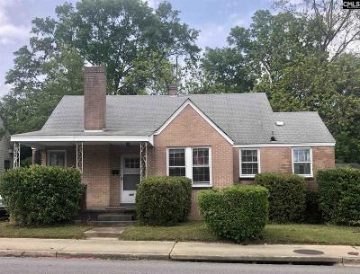 Columbia Single Family Home For Sale: 3219 Rosewood