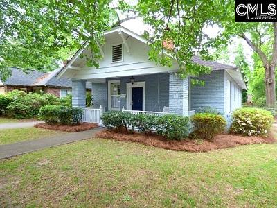 Columbia Single Family Home For Sale: 2806 Kershaw