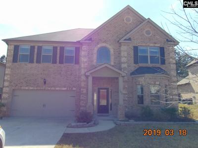 Blythewood Single Family Home For Sale: 195 View