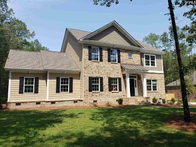 Kershaw County Single Family Home For Sale: 21 Sixty Oaks