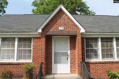 Homewood Terrace Single Family Home For Sale: 315 Beatty