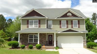 Kershaw County Single Family Home For Sale: 14 Weatherfield