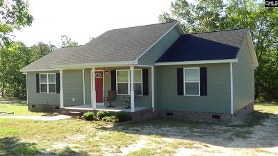 Kershaw County Single Family Home For Sale: 1921 Springvale