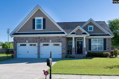 Lexington County Single Family Home For Sale: 472 Dickson Hill