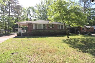 Columbia Single Family Home For Sale: 2636 Marling