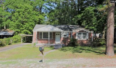 Columbia Single Family Home For Sale: 2637 Marling