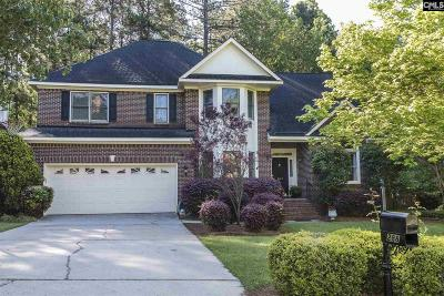 Columbia Single Family Home For Sale: 288 Sandstone