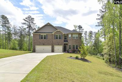 Blythewood Single Family Home For Sale: 207 Summers Trace