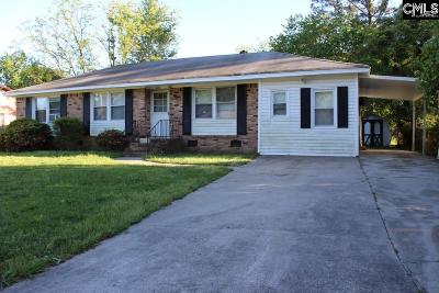 Columbia Single Family Home For Sale: 1607 Brunswick