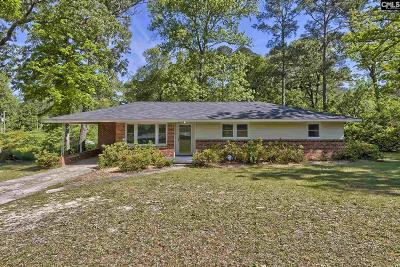 Columbia Single Family Home For Sale: 1844 Winsor Hills