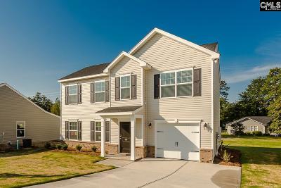 West Columbia Single Family Home For Sale: 308 Oristo Ridge