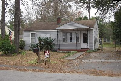Columbia Single Family Home For Sale: 98 Rose