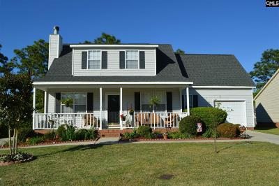 Columbia Single Family Home For Sale: 1013 Colony Park Drive