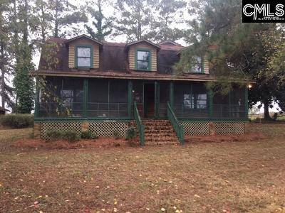 Eastover Single Family Home For Sale: 1840 Saint Matthew Church
