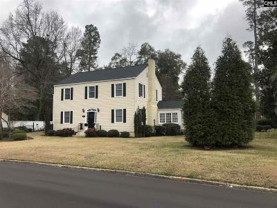 Orangeburg Single Family Home For Sale: 2030 Middleton