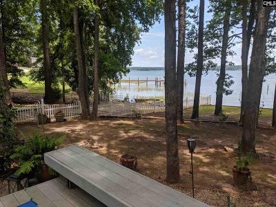 Kershaw County Single Family Home For Sale: 1852 Lake