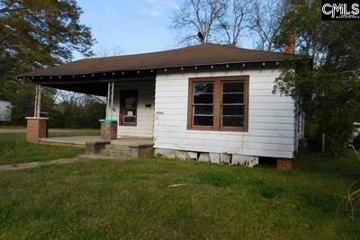 Newberry Single Family Home For Sale: 606 Clara