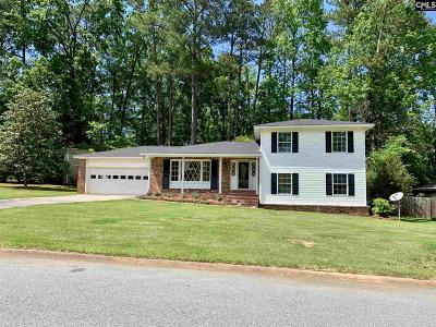 Columbia Single Family Home For Sale: 207 Linsbury