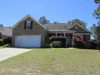 Columbia Single Family Home For Sale: 364 Summit Hills