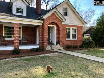 Newberry Single Family Home For Sale: 1325 Summer