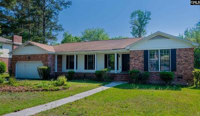 Columbia Single Family Home For Sale: 2804 Wales #Lot 5