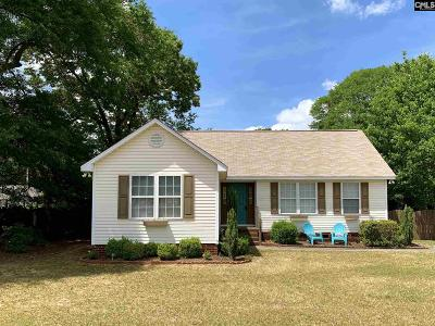Blythewood Single Family Home For Sale: 1 Dawson Pond