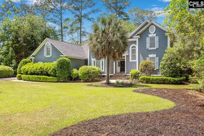 Blythewood Single Family Home For Sale: 424 Old Course