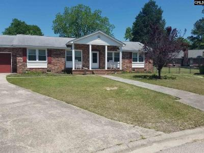 Columbia Single Family Home For Sale: 500 Antioch