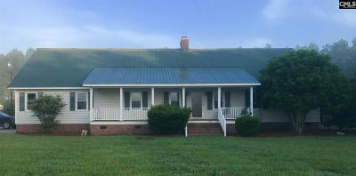 Orangeburg Single Family Home For Sale: 883 Hickory Hill