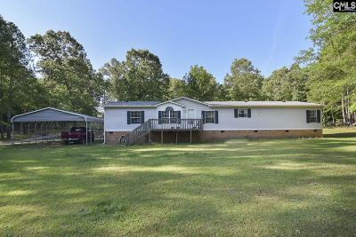 Lugoff Single Family Home For Sale: 1287 Highway 601