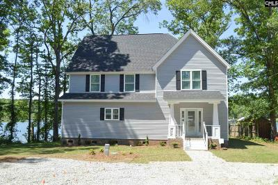 Lexington County, Newberry County, Richland County, Saluda County Single Family Home For Sale: 458 Horse Cove