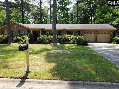 Columbia Single Family Home For Sale: 719 Shadowbrook