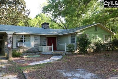 Camden Single Family Home For Sale: 555 White Pines